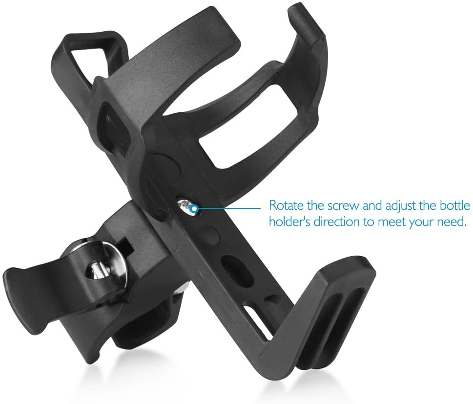 Water Bottle Drink Cup Holder Mount Cages for Motorcycle Bicycle Baby Stroll G