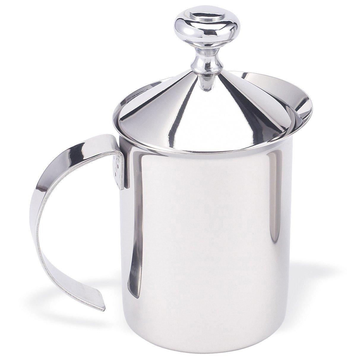 Cuisinox 800ml Hand Pump Cappuccino/Milk Frother