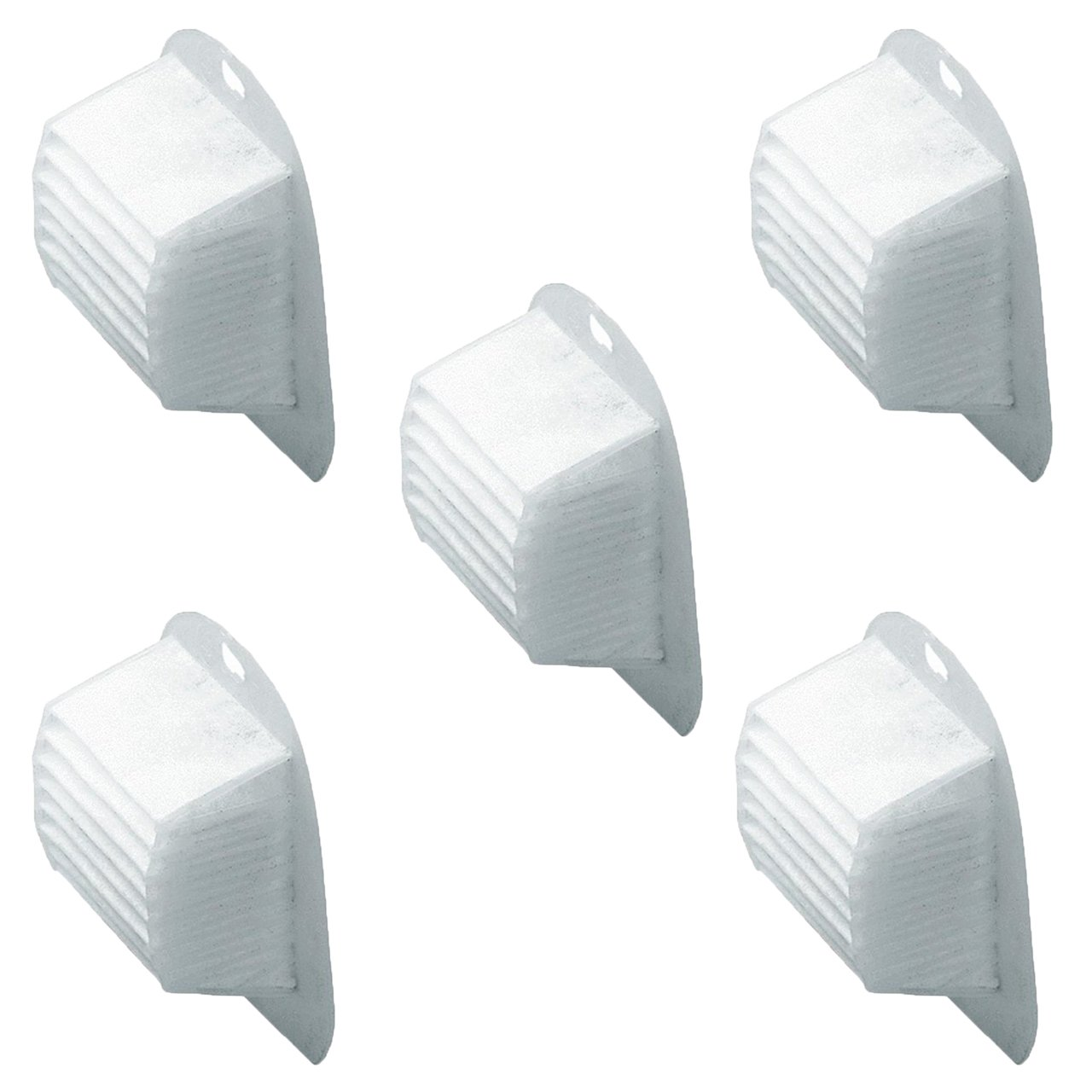 Black and Decker VF20 Double Action DustBuster Filter Set 5-Pack by BLACK+DECKER