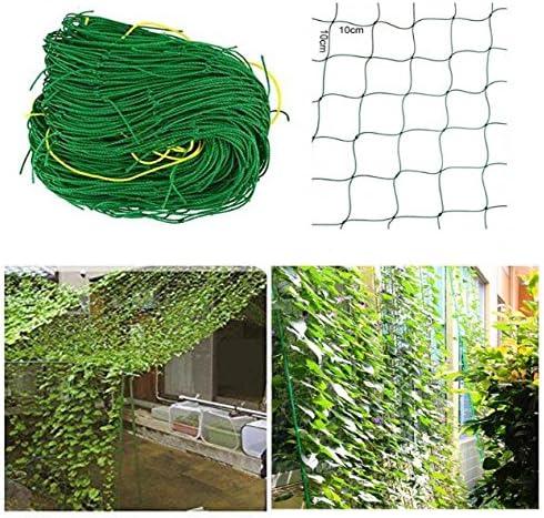 RG Rank Red de Distribución Rank Ayuda Planta Jardín Red Apoyo trepadoras, 6 tamaños: Amazon.es: Juguetes y juegos