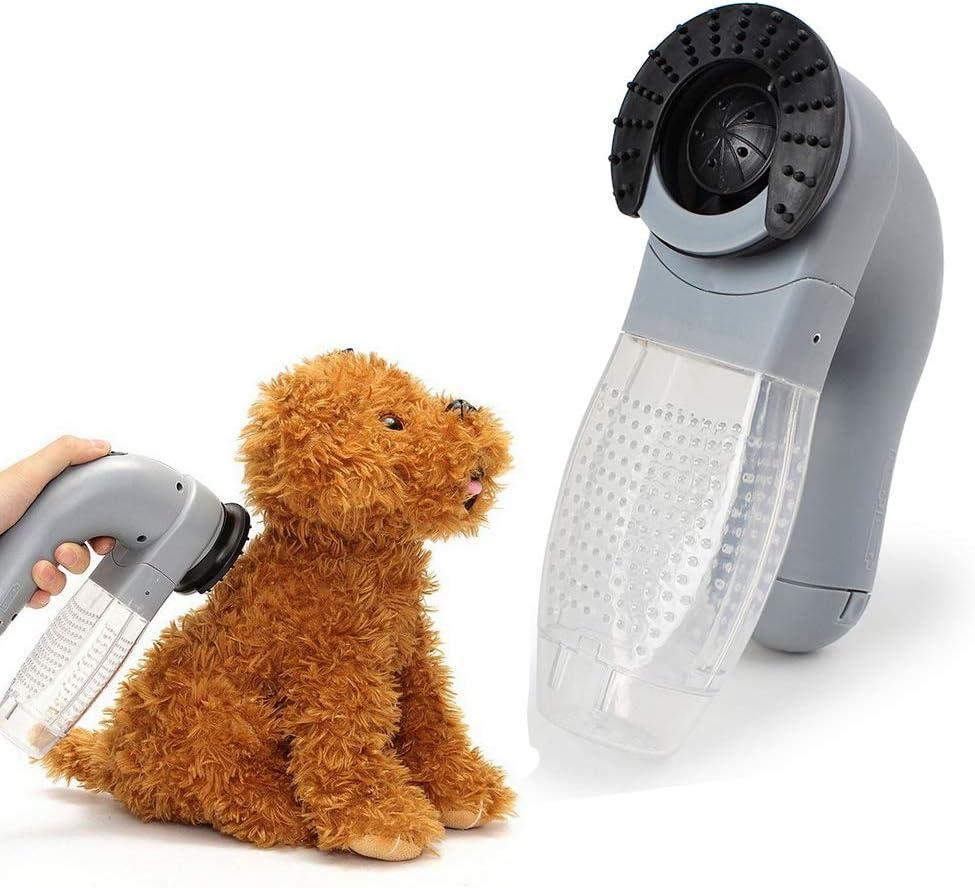 Chuanglan Aspiradora eléctrica para Mascotas, para Eliminar el ...