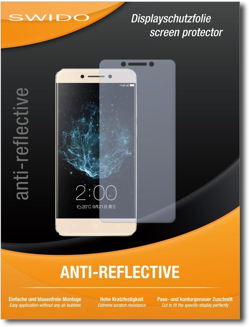 2 x SWIDO® Protector de pantalla LeEco Le Pro 3 Protectores de pantalla de película