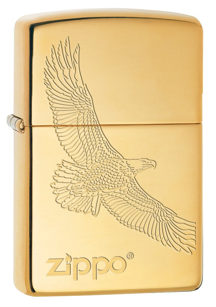 Zippo Eagle Lighters (Lighter Only)