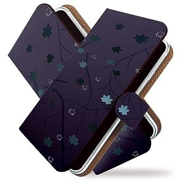 53ff71b6e5a  KEIO ブランド 正規品  FREETEL RAIJIN ケース 手帳型 花柄 花 フラワー freetelr