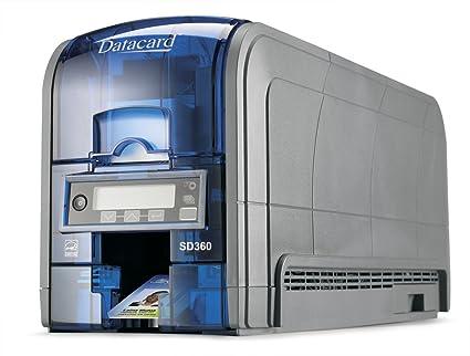 DataCard SD360 Sublimación de tinta/Transferencia térmica ...