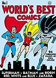 : World's Best Comics (1941-1986) #1 (World's Finest (1941-1986))