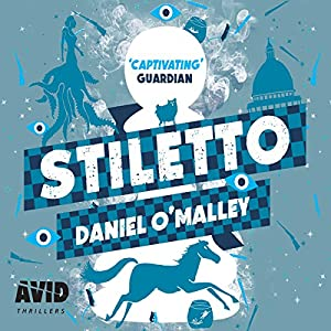 Stiletto Audiobook