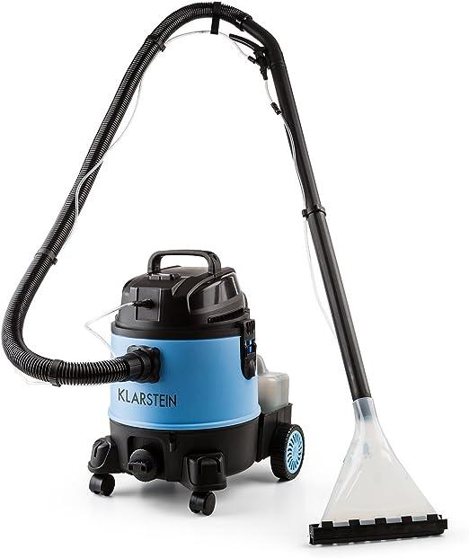 Klarstein Reinraum 2G: aspirador industrial seco/húmedo, aspiradora, aspirador de líquidos (1250 W, estable, depósito de 20 l, función de reposo automático): Amazon.es: Hogar