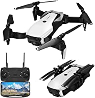 Drones with Camera 1080P for Adults,EACHINE E511 WiFi FPV Live Video Quadcopter with 120° FOV 1080P HD Camera, 17mins...