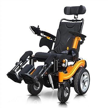 Cww Silla De Ruedas Eléctrica Scooter Viejo Hombre Puede Mentir En El Anciano Discapacitado Tipo Off