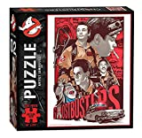USAopoly Ghostbusters Artist Series 02 Puzzle (550 Pieces)