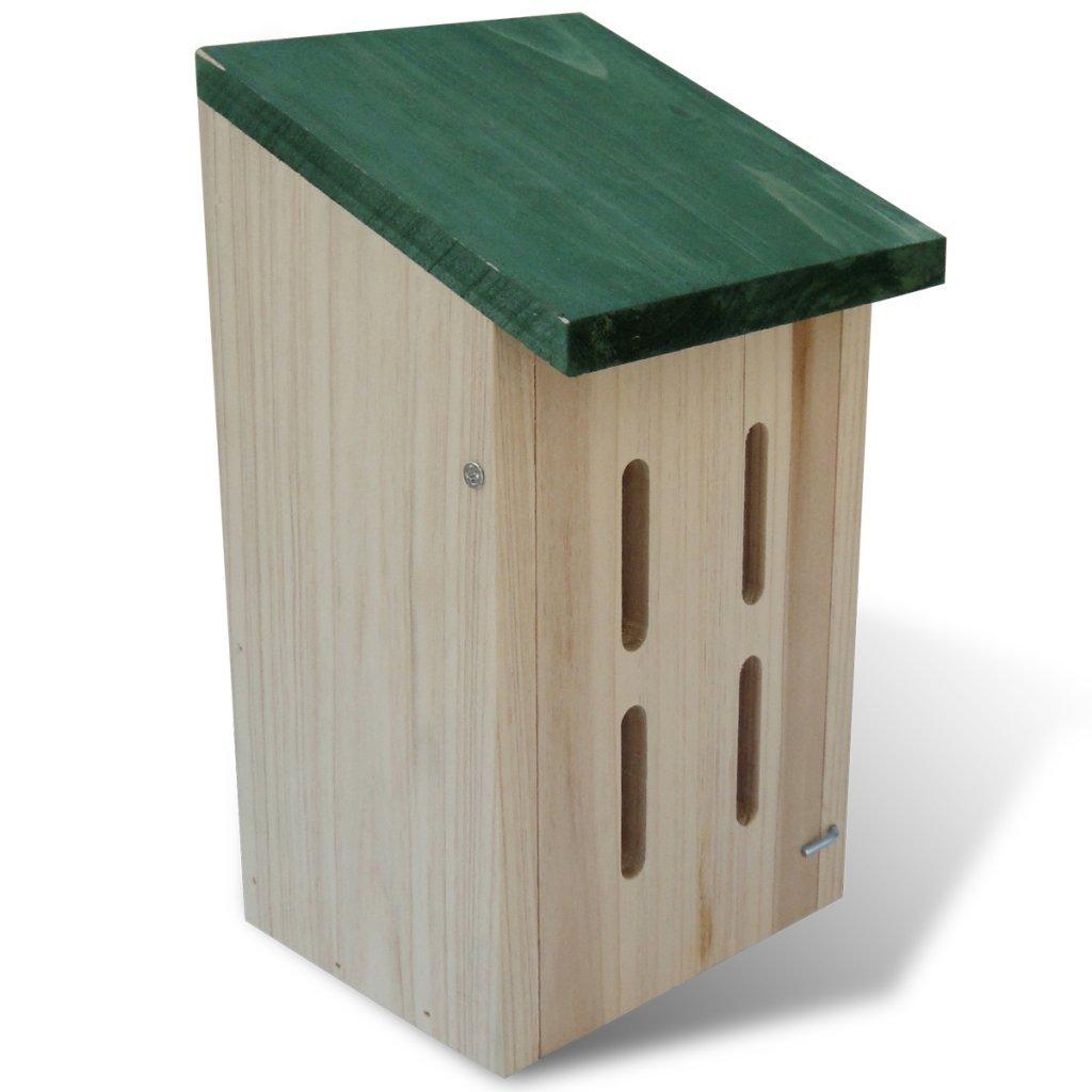 vidaXL Set de 4 maisons pour paillons 14 x 15 22 cm