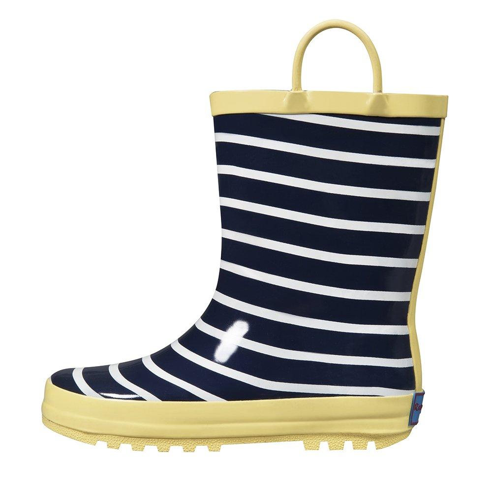 RanyZany Summer Sale Sunny Stripe Rain Boots