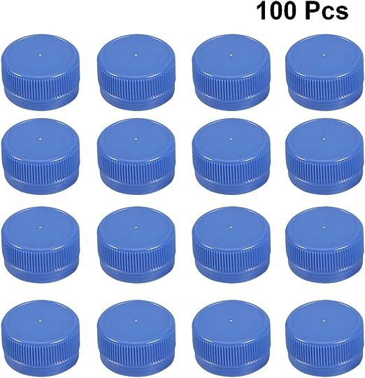 SUPVOX 200 Tapas de plástico para Botellas de niños, para ...