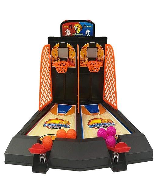 Vaycally Mesa combinada de Juegos de Baloncesto para la Mesa de 2 ...