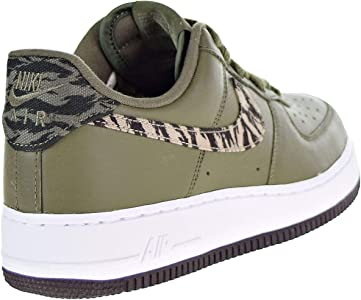 AQ4131 200 Nike Air Force 1 AOP Premium Medium Olive Khaki