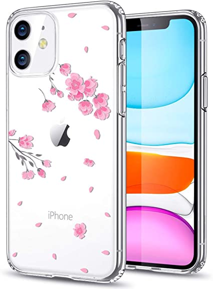 ESR Coque pour iPhone 11, Etui Transparente Silicone Gel TPU ...