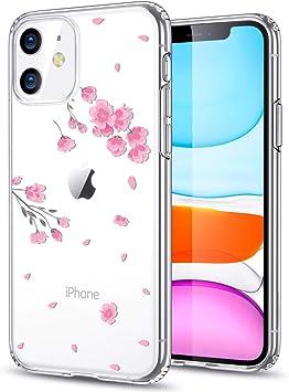 coque iphone 12 jardin japonais cerisier