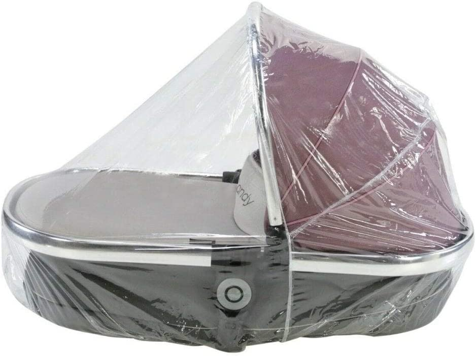 Carrycot Raincover Compatible with Icandy Orange