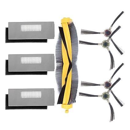 Subtop Repuestos de Accesorios Compatible Ecovacs DEEBOT 900 901 ...