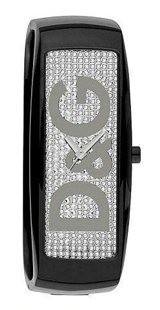 Amazon.com: Dolce & Gabbana Watch INTELLIGENCE DW0256, Color: Black, Size: One Size: Dolce & Gabbana: Watches
