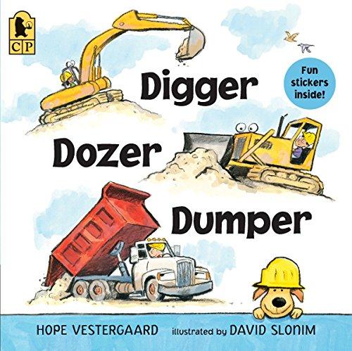 Free Digger, Dozer, Dumper ZIP