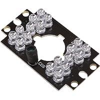 18 piezas Focos IR LED Visión de noche