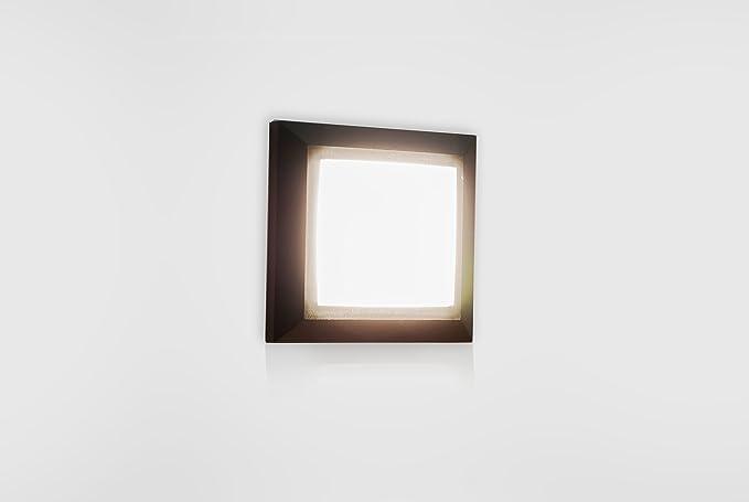 Plafoniere Per Veranda : Segnapasso led applique plafoniera 4.5w ip65 lampadina faretto