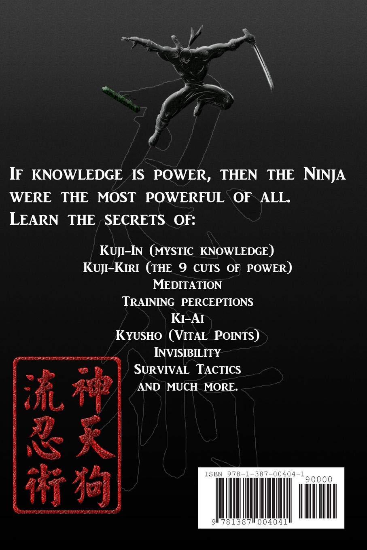 Ninjas Handbook - Shin-Tengu-Ryu Ninjutsu: Amazon.es: Kevin ...