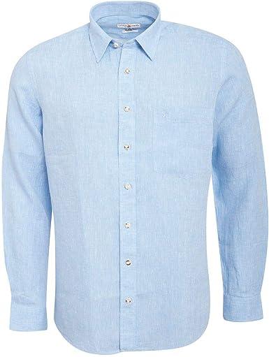 Almsach – Camisa de traje regional para hombre, corte regular ...