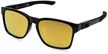 Oakley Ray-Ban Catalyst Gafas de sol, Rectangulares, 56 ...