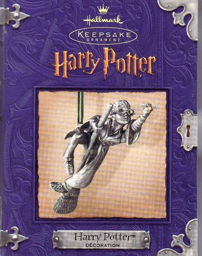 Hallmark Harry Potter Pewter Ornament