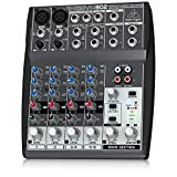 Behringer Xenyx Mixer Review and Comparison