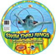 Water Sports Inc 861790 Swim Thru Rings, 3 Pack