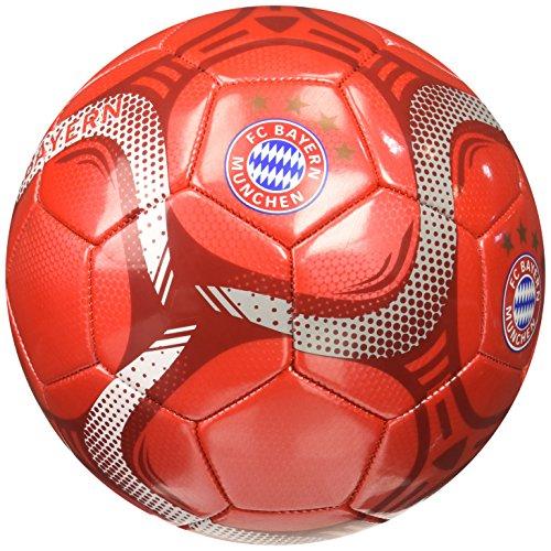 Icon FC Bayern Silver #5 Ball - Gear Bayern Munich