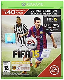FIFA 15 (Ultimate Edition) - Xbox One
