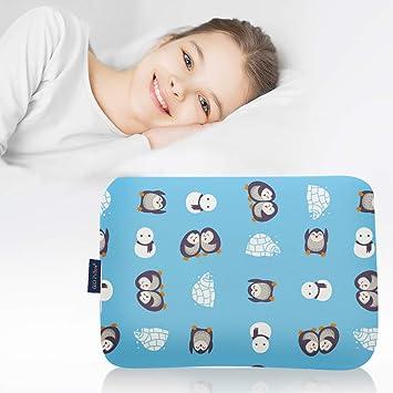 Amazon.com: Gio Pillow Almohada 3D de malla de aire para ...