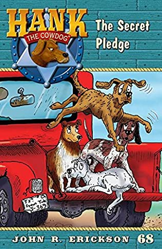 book cover of The Secret Pledge