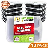 Meal Prep Containers 3 Compartment - Food Storage Containers - Tupperware ...