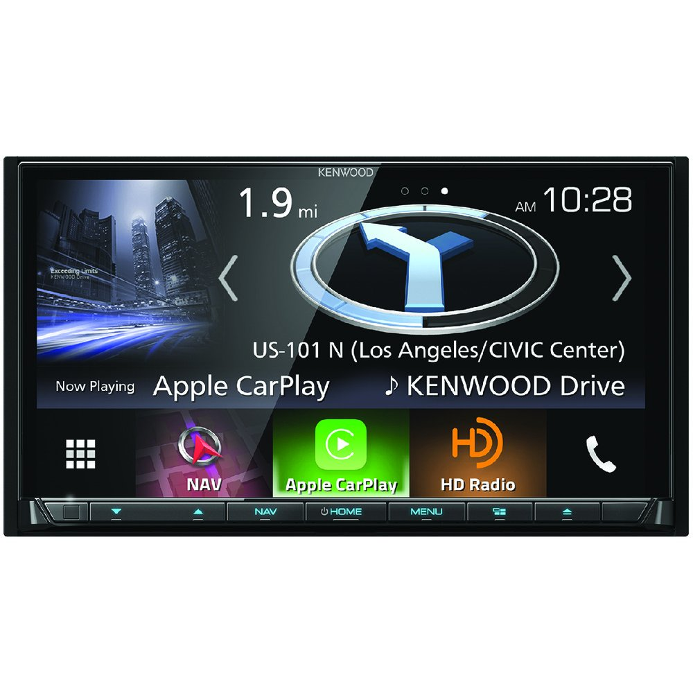 Kenwood Dnx573s Double Din Dvd Bluetooth Navigation Wiring Harness Back Receiver Cell Phones Accessories