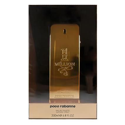 Paco Rabanne 1 Million Men Perfume para Hombre - 200 ml