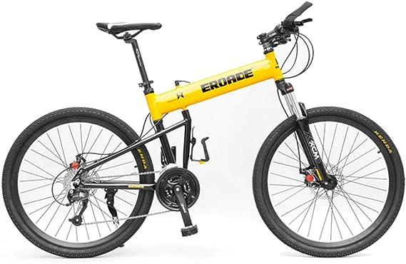 Dapang Ligero y Plegable 27 velocidades Bicicletas de montaña ...