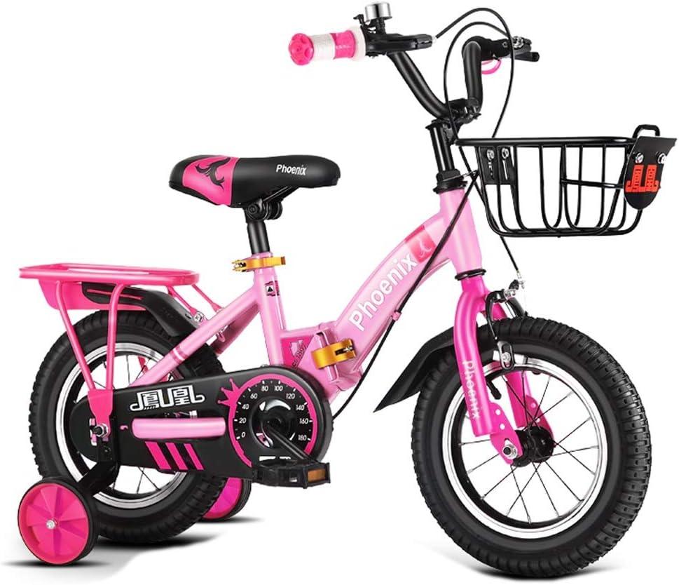 Bicicletas Para Niños Pedales De Moda para Niños Tres Ruedas Niños De 2-3 Años Pedales Al Aire Libre Niños Y Niñas: Amazon.es: Juguetes y juegos