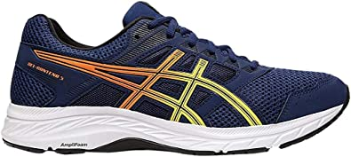 ASICS Mens Gel-Contend 5 Running Shoes: Amazon.es: Zapatos y complementos