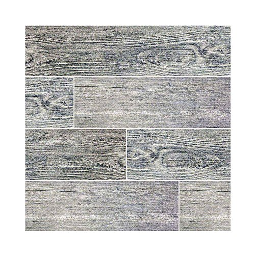 SONOMA DRIFTWOOD 6 in. X 24 in. 14 Pieces Per Box Driftwood Tile Flooring