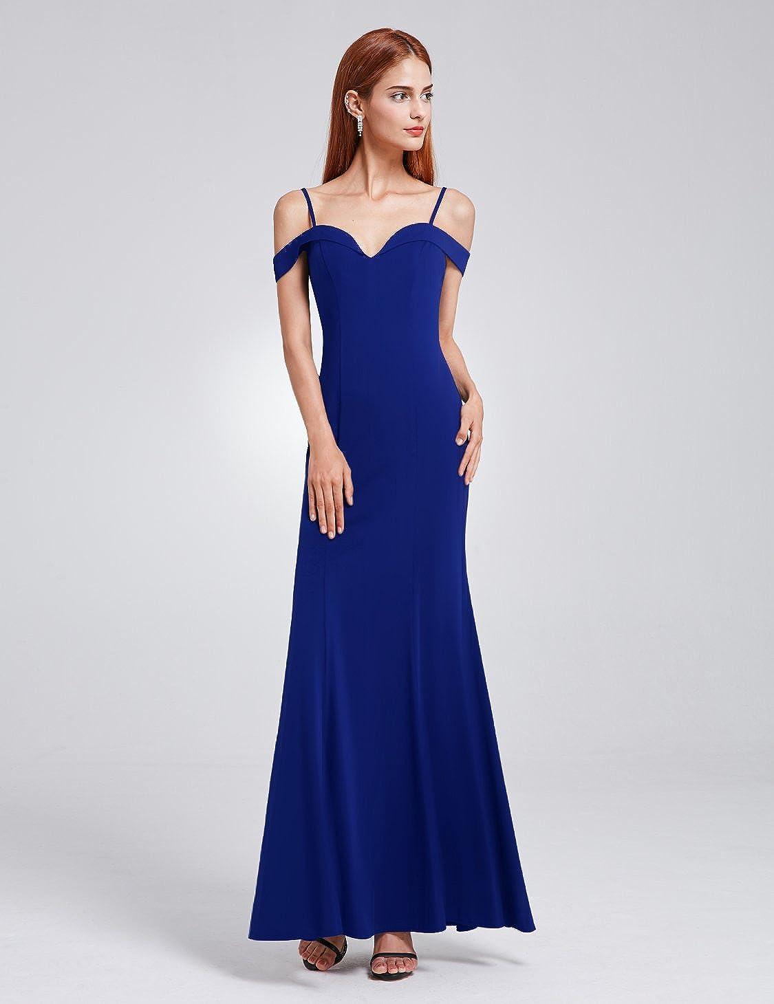 Ever Pretty Womens V Neck Off The Shoulder Sweetheart Neckline Evening Party Dresses 07017
