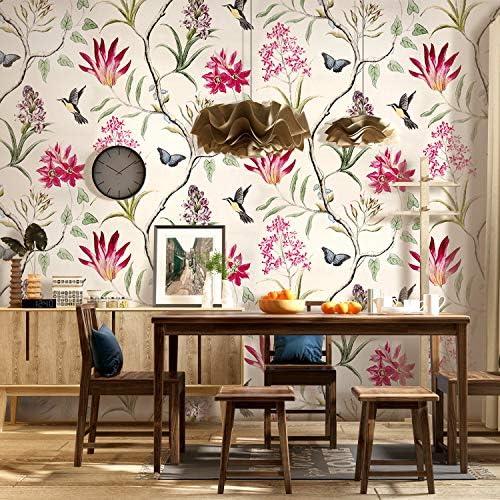 Vintage Wallpaper Livingroom Bedroom Bathroom product image