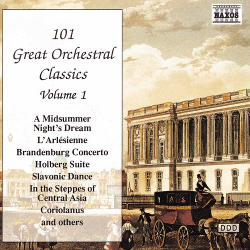 101 Great Latest item famous Orchestral 1 Classics