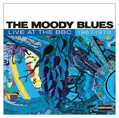 Live at the BBC: 1967-1970 by Moody Blues, The (Image #2)