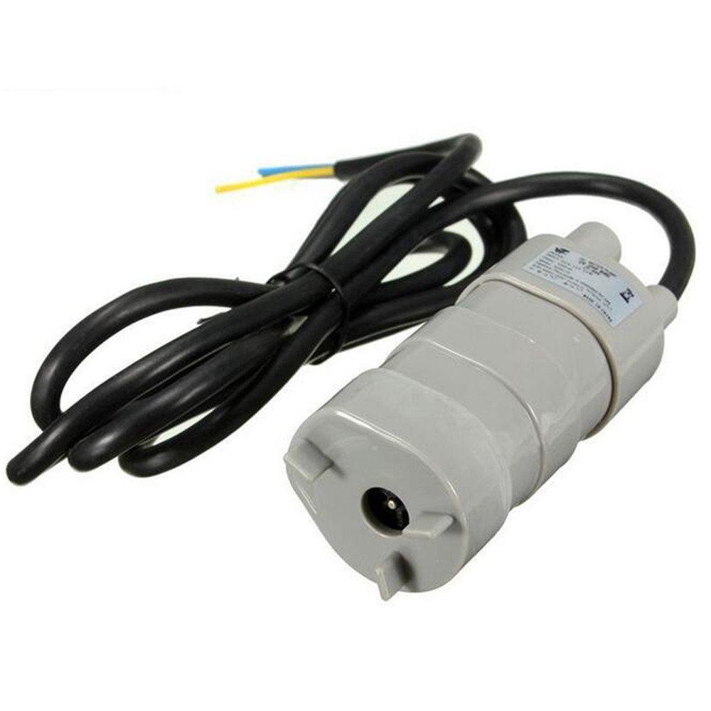 12V 5M Pumping Head Submersible Motor Home Garden Fountain Brush Water Pump
